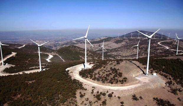 Hasanoba RES'te elektrik üretimi başladı