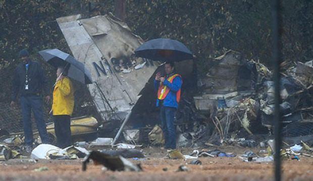 ABD'de uçak düştü! FOX muhaberi hayatını kaybetti