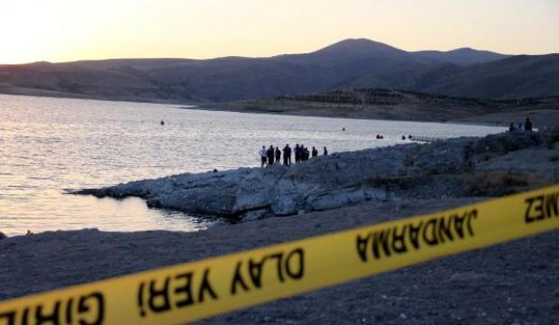 Baraja giren Suriyeli genç boğuldu