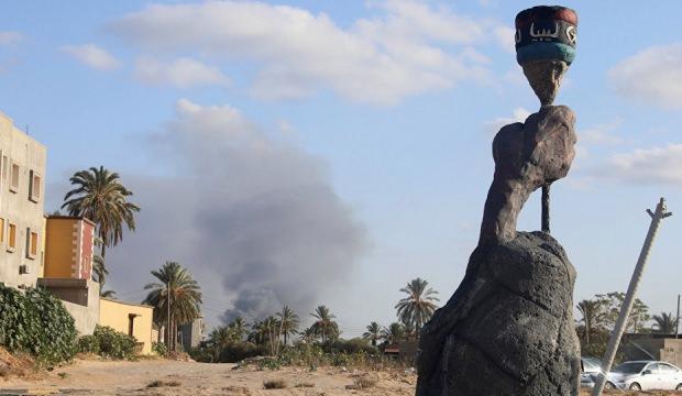 Libya UMH, Hafter güçlerinden 12 cenaze teslim aldı