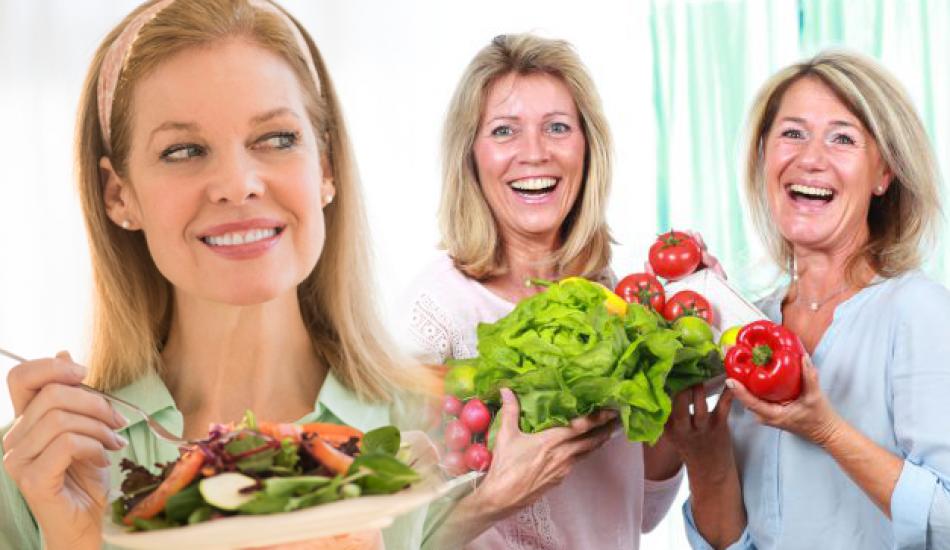 Menopoz döneminde nasıl kolay kilo verilir? Canan Karatay'dan menopoz diyeti
