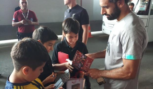 Mohamed Salah'a 15 Temmuz kitabı