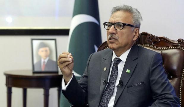 Pakistan Cumhurbaşkanı: Savaşa zorlanırsak geri adım atmayız!