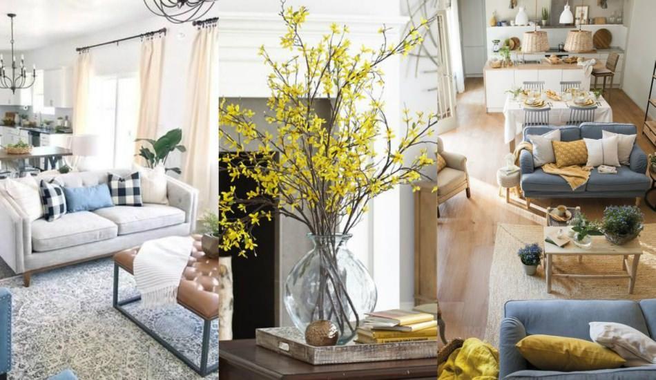 Sonbahara özel muhteşem dekorasyon önerileri