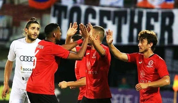 UEFA Avrupa Ligi maçında şike iddiası!