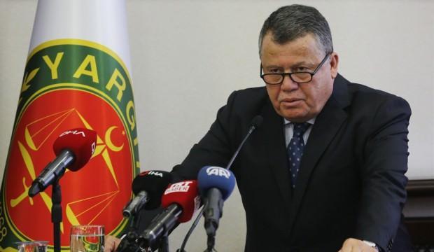 Yargıtay Başkanı'ndan tepki: İfadeler son derece çirkin