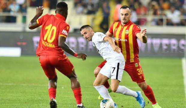 Yeni Malatyaspor'a galibiyet yetmedi! Veda...