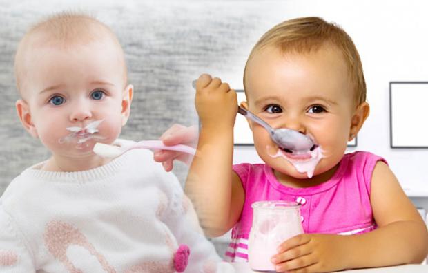 bebekler için yoğurdun faydaları