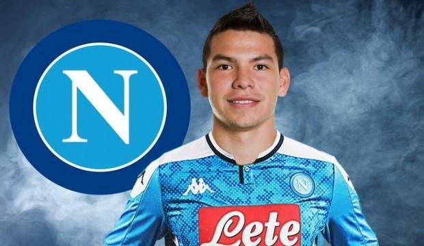 Lozano 38 milyon Euro'ya Napoli'de