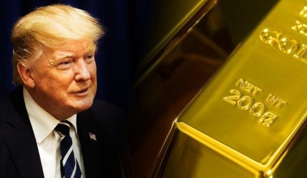 Trump mesaj attı, altın fiyatı fırladı