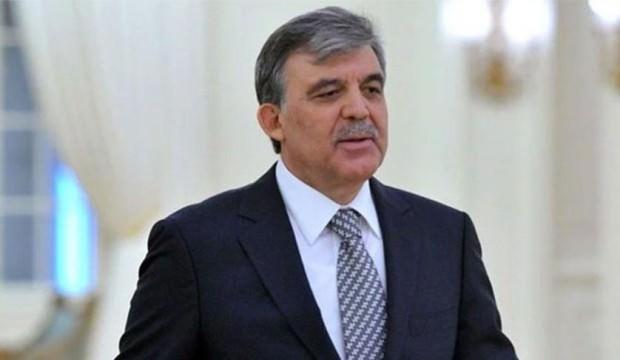 Abdullah Gül'den operasyonlarla ilgili açıklama