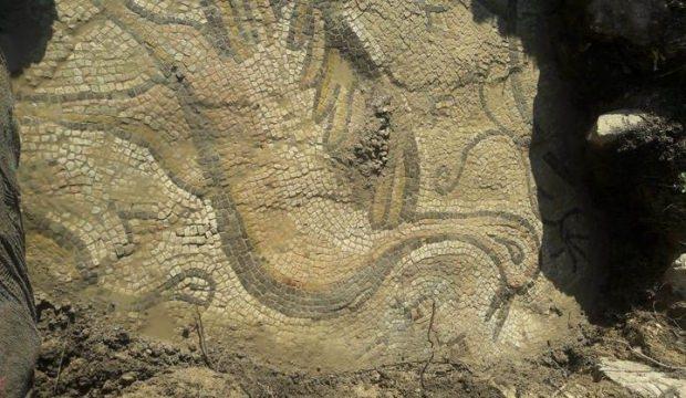 Adıyaman'da bulundu! Bizans dönemine ait