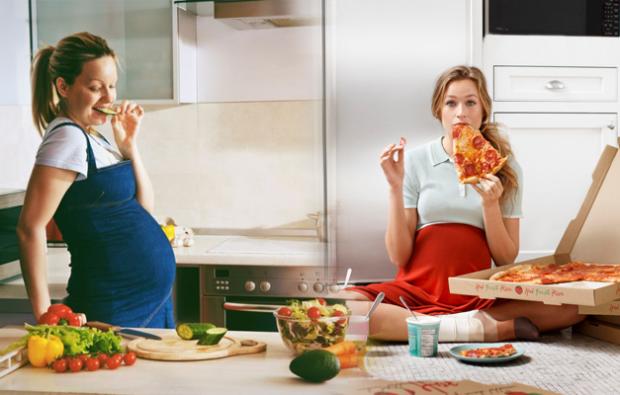 hamilelikte kilo almak için ne yapılmalı