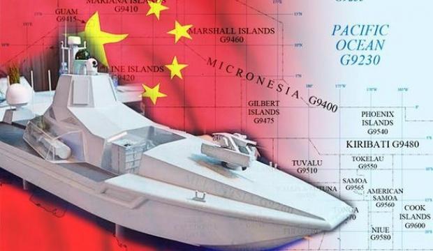 Çin duyurdu! İnsansız savaş gemisi hazır