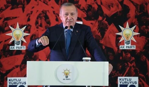 Cumhurbaşkanı Erdoğan: Artık yeni bir safhaya geçtik