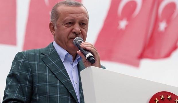 Cumhurbaşkanı Erdoğan'dan İmamoğlu'na tepki