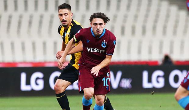 Dünya devi Trabzonsporlu yıldızı izlemeye aldı!