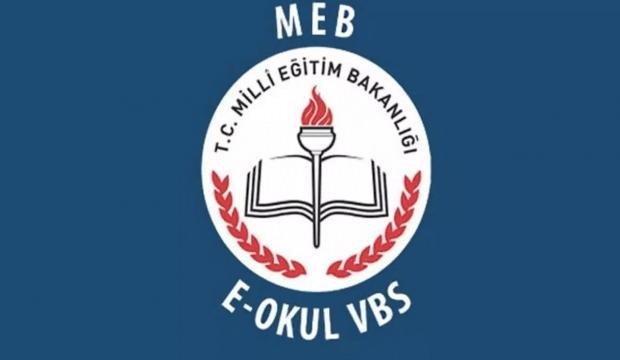 E-Okul giriş | VBS öğrenci ders programı 2020 | MEB Veli Bilgilendirme sistemi