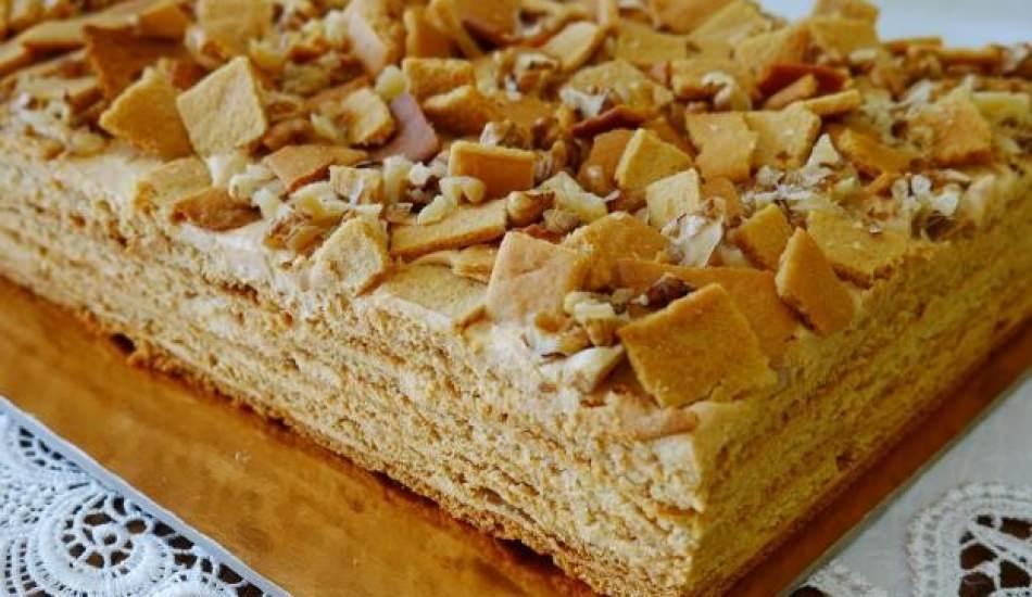 Evde marlenka tatlısı nasıl yapılır?