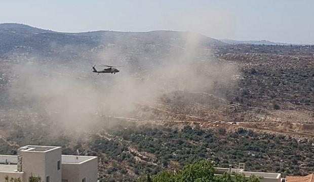 Filistin'de patlama: 3 İsrailli ağır yaralı