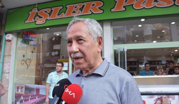 Bülent Arınç, FETÖ firarisi Mehmet İşler'in pastanesine niye gitti?