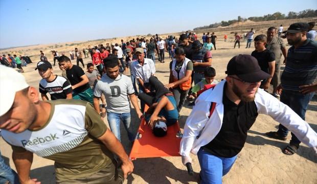 İsrail işgal güçleri saldırdı: Çok sayıda Filistinli yaralı