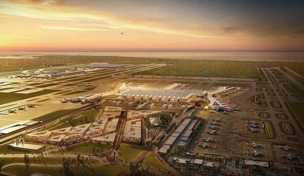 İstanbul Havalimanı'na dev yatırım