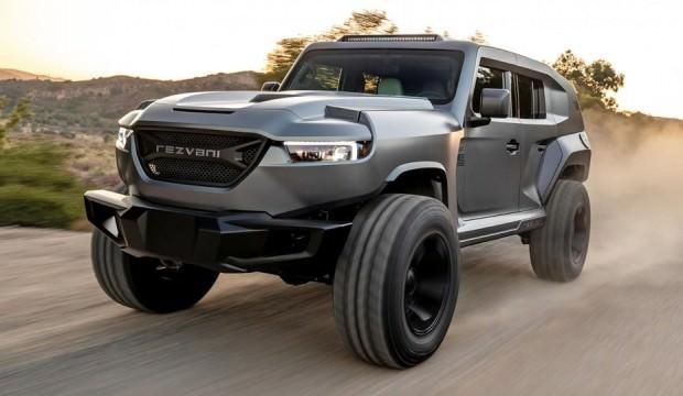 İşte dünyanın en güçlü SUV'u! Fiyatı belli oldu