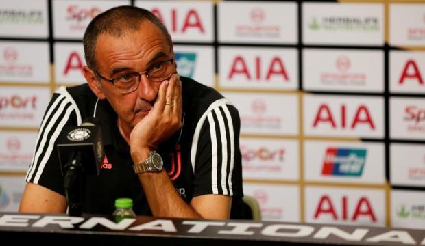 Juventus açıkladı: Sarri'den kötü haber!