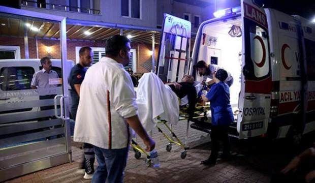 Nevşehir'de 52 turist gıda zehirlenmesi hastaneye kaldırıldı