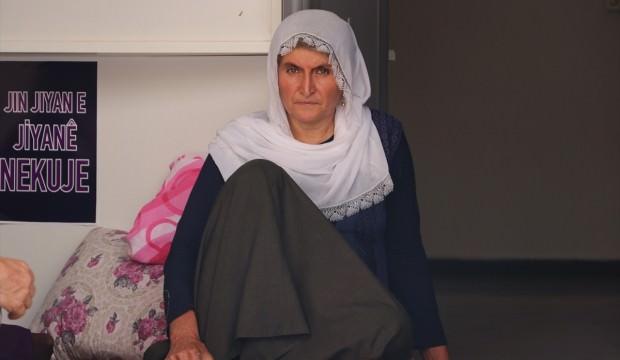 Oğlu HDP'lilerce dağa kaçırılan anne: Ailemden elini çeksin