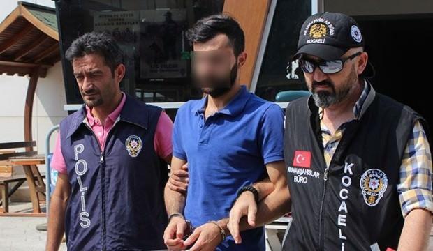 Otobüste yolculuk yapan kadını taciz eden muavin tutuklandı