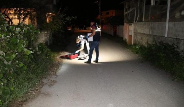Polisten kaçarken yola attılar: İçinden çıkanlar incelenecek