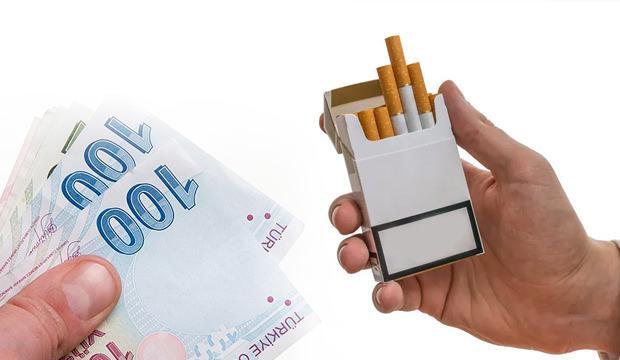 Sigaraya gelen zam ne kadar?  İşte vergi artışı ve sigara liste fiyatları...