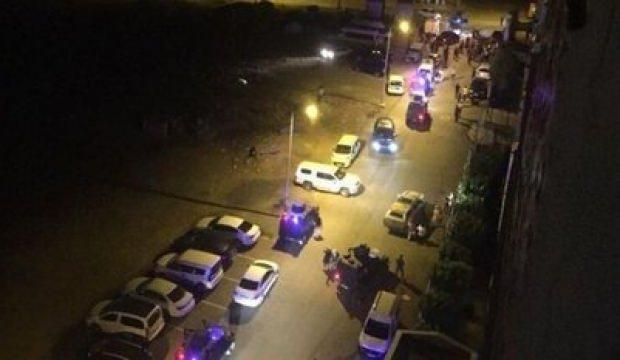 Siirt'te iki aile arasında bıçaklı kavga