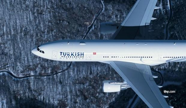 THY 2 milyon 380 bin yolcu taşıdı