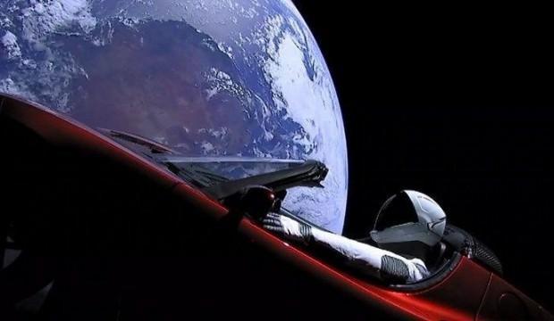 Uzaya gönderilen araçtan yeni rekor!