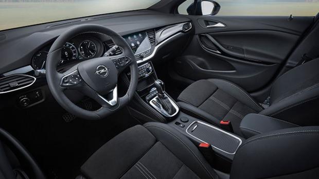 2020 Opel Astra Makyajli Kasasi Ile Geliyor Iste Tum Ozellikleri Otomobil Haberleri