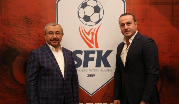 Sancaktepe FK'da hedef TFF 1. Lig