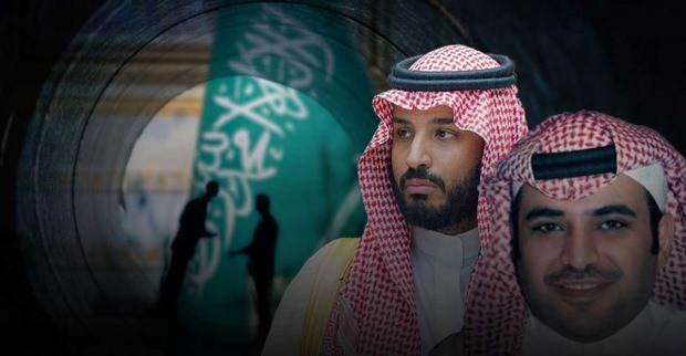 Suud El-Kahtani, Veliaht Prens Muhammed bin Selman'ın en yakın danışmanlarından biriydi...