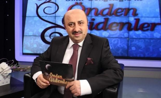 İlahiyatçı Ömer Döngeloğlu.