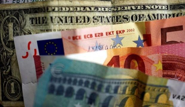 AB, eurodan çok dolar kullandı