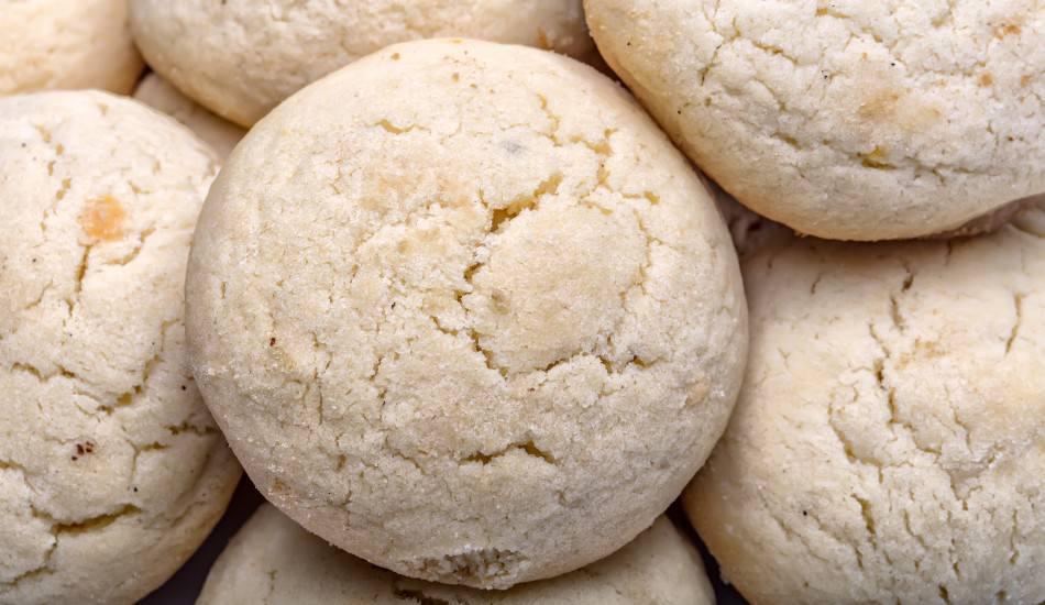 Ağızda dağılan damla sakızlı kurabiye tarifi