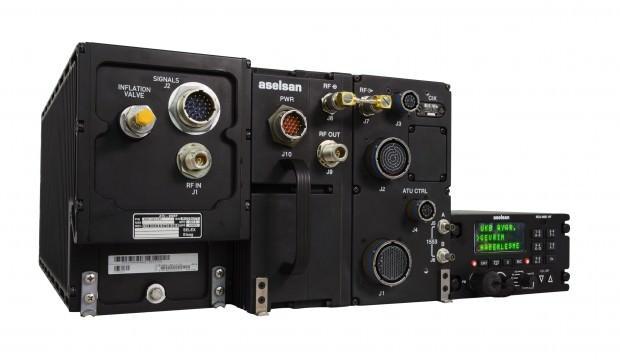 ASELSAN telsizleri ilk kez Hava Kuvvetlerinde