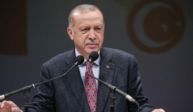 Cumhurbaşkanı Erdoğan, Ahmet Davutoğlu'na resti çekti