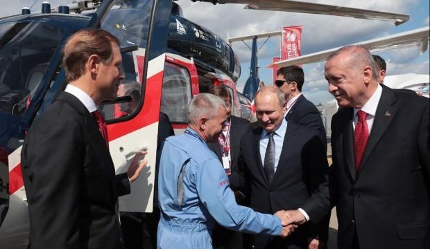 Erdoğan - Putin görüşmesinde sürpriz karar çıkabilir
