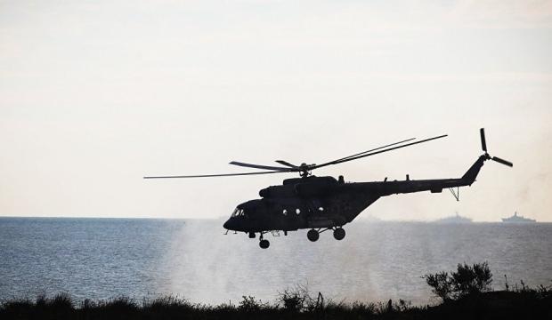 Helikopter kazasında ölü sayısı 6'ya yükseldi