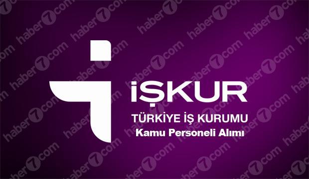 İŞKUR'dan kamuya personel alımı devam ediyor! Başvuru şartları neler?