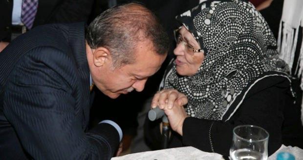 Recep Tayyip Erdoğan ve Şule Yüksel Şenler