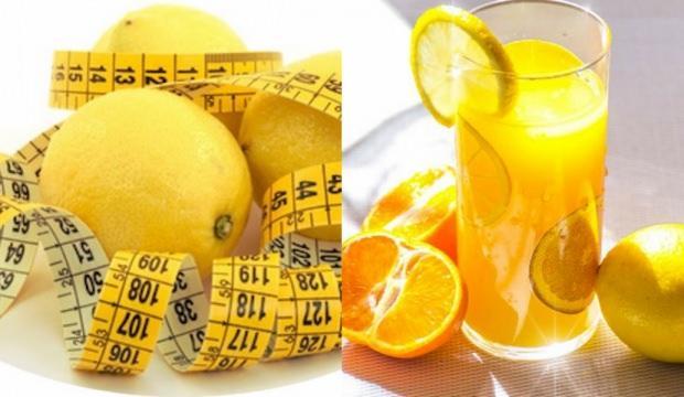 Limon diyeti listesi 2019 | En etkili haftalık diyet programı önerisi!
